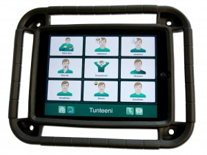 iPad kommunikointiin